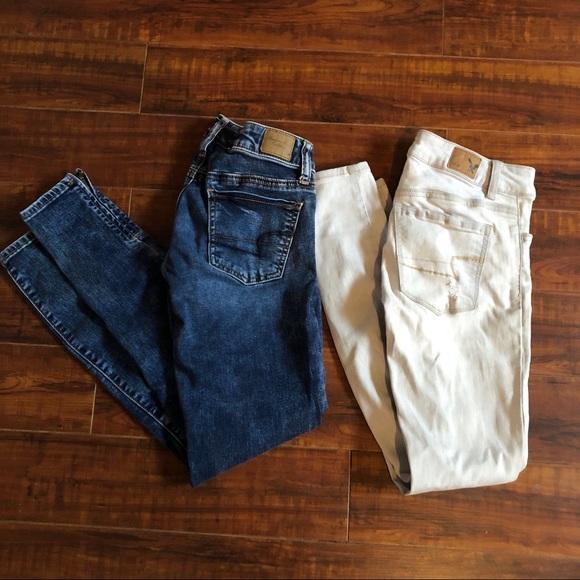 American eagle jeans bundle